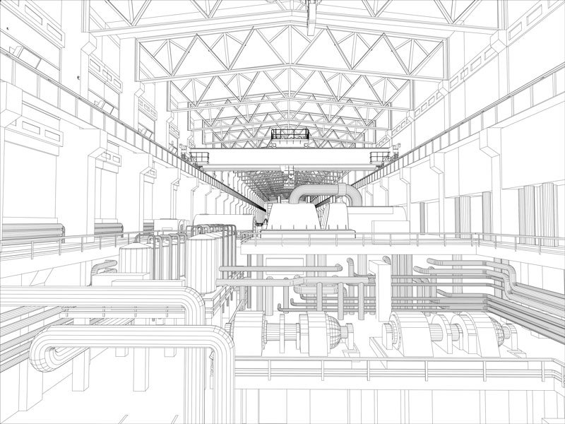 Design and Drafting Hemp Facilities Engineering Stonewall