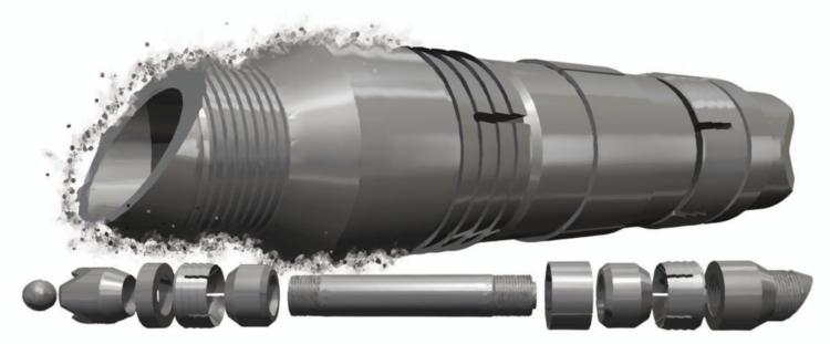 Dissovable Frac Plug Design