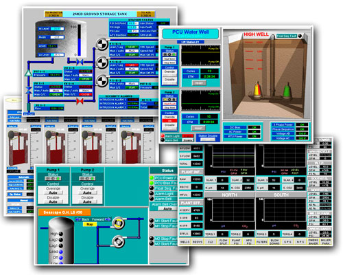PLC/HMI Programming
