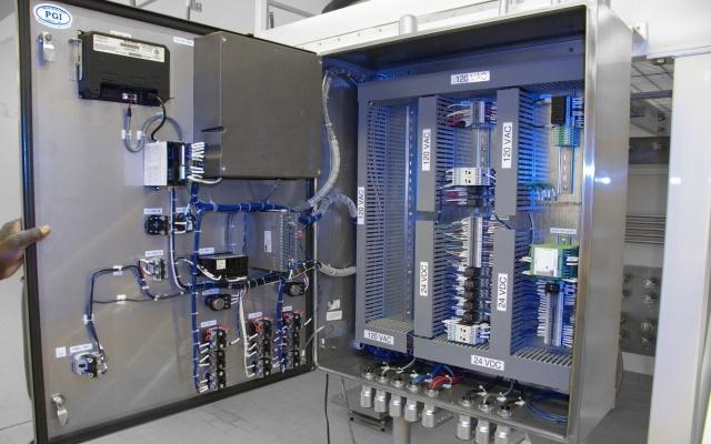 Controls and Instrumentation
